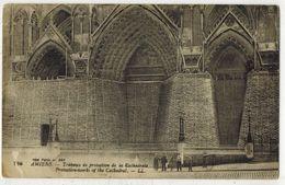 AMIENS SOMME MILITARIA GUERRE 14/18 : Travaux De Protection De La Cathédrale - Ed LL N° 266 - ATTENTION DESCRIPTIF - Amiens
