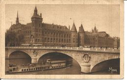 Paris > La Conciergerie - Francia