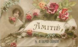 87 AMITIE DE ST-SULPICE-LAURIERE - France