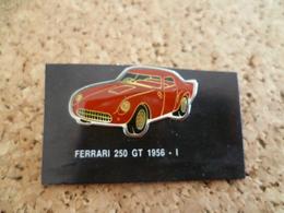 Pin's ** Automobile Ferrari 250 GT - 1956 ** Voiture, Auto - Ferrari
