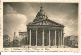 Paris > Le Panthéon - Francia