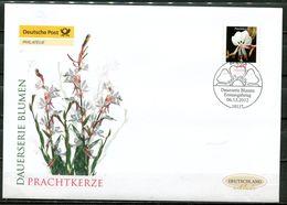 "First Day Cover Germany 2012 Mi.Nr.2969 Ersttagsbrief""Freimarke Blumen-Prachtkerze(Gaura Lindheimer)"" 1 FDC - FDC: Briefe"