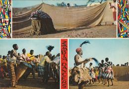 ZAMBIA - Zambia Dancers 1970's - Zambia