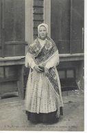 CPA 62 ( Pas De Calais ) - LE PORTEL - Jeune Porteloise En Costume De Fete ( Folklore ) - Le Portel