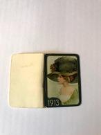 Calendarietto Barbiere 1913 Da Borsetta Per Signora - Calendari