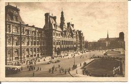 Paris > L'Hôtel De Ville - Francia