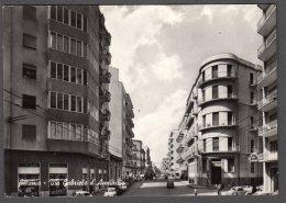 1963 CATANIA Via Gabriele D'Annunzio FG V  SEE 2 SCANS Animata Emporio Elettrauto Shell - Catania