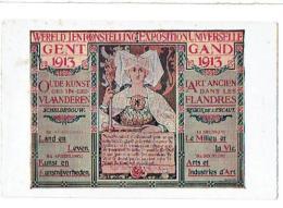 Wereld Tentoostelling Gent 1913 / Exposition Universelle Gand 1913 / Oude Kunst - L'Art Ancien - Gent