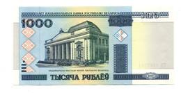 2000 Belarus UNC 1000 Roubles Banknote - Belarus