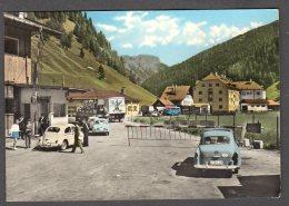 1963 PASSO BRENNERO Dogana Italiana FG V  SEE 2 SCANS - Bolzano