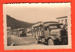 Camions Fiat Con  Militari Regio Esercito - Automobiles