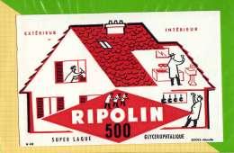 BUVARD&Blotter Paper: RIPOLIN  Super Laque - Paints