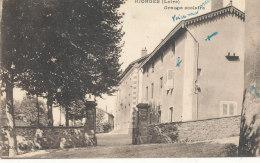 42 // RIORGES   Groupe Scolaire - Riorges