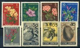 Fiori 1953 Nuovo ** 80% Flora - Plants