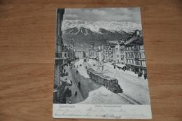 194  Innsbruck  Maria Theresienstrasse  / Locomotief / Locomotive / Lokomotive / Locomotora - Eisenbahnen
