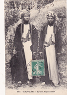 CPA ILES Des COMORES  ANJOUAN Types Anjouanais - Komoren