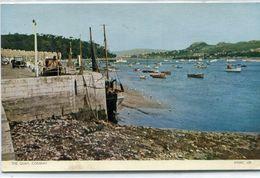 UNITED KINGDOM / ROYAUME - UNI - Conway : The Quay - Caernarvonshire