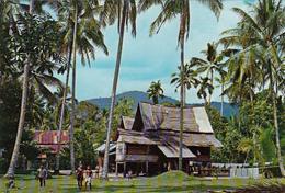 MALAYSIA - A Malay Kampong - Kuala Lumpur - Malesia