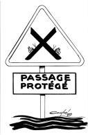 CATASTROPHE PETROLIERE !! PASSAGE PROTEGE  REF 55010 - Tankers