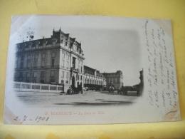 B16 7138 CPA 1901 - 33 BORDEAUX. LA GARE DU MIDI - EDIT. W.F. 28 (+DE 20000 CARTES MOINS 1 EURO) - Bordeaux