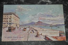 197  Napoli   Hôtel Santa Lucia - Napoli (Nepel)