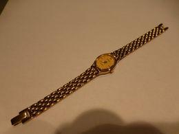 Montre Femme LORUS Dorée - Watches: Jewels