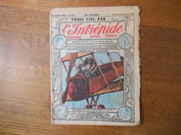 L'INTREPIDE DU 19 JUIN 1927 AVENTURES SPORTS VOYAGES TERRE CIEL EAU - Autres