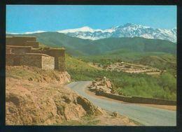 Marruecos. Tahanout. Ed. Difikot Nº 241. Circulada 1992. - Marruecos