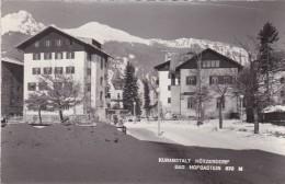 Bad Hofgastein - Kuranstalt Hötzendorf * 27. 2. 1964 - Bad Hofgastein