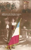 Cpa De 14-18, Joffre Nous A Dit, éd. MJ 576, écrite De Brienne La Vieille En Octobre 1915 Par Louis Goupil - Guerre 1914-18