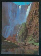 Marruecos. *Cascades D'Ouzoud* Circulada 1985. - Marruecos