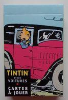 - Jeu De Cartes - TINTIN - 54 Cartes - - 54 Cartes