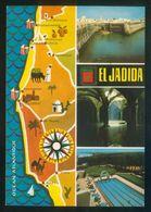 Marruecos. El Jadida. *Puerta Del Mar...* Ed. Fisa Nº 6. Circulada 1968. - Marruecos