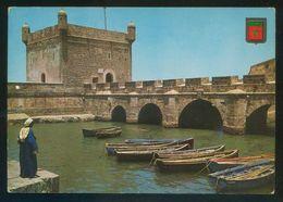 Marruecos. Essaouira. *Muralla Y Antigua Dársena* Ed. Fisa Nº 2. Nueva. . - Marruecos