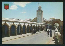 Marruecos. Essaouira. *Calle Principal De La Medina* Ed. Fisa Nº 3. Nueva. . - Marruecos