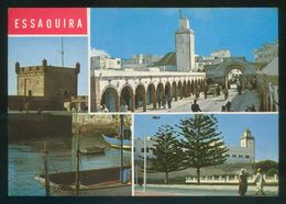Marruecos. Essaouira. *Skala Du Port. La Medina* Ed. Ittah Nº 1921. Circulada 1971. - Marruecos