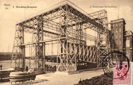 BELGIQUE - HAINAUT - LA LOUVIERE - HOUDENG-GOEGNIES - L'Ascenseur Hydraulique. (n°4). - La Louvière