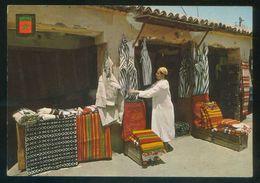 Marruecos. Taroudant. *Artesanía* Imágenes Escudo De Oro Nº 7. Nueva. - Marruecos