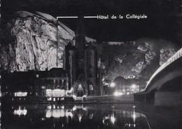 HOTEL DE LA COLLEGIALE. RESTOURANT DE 1ER ORDEN. NELS.-FRANCE-TBE-BLEUP - Hotel's & Restaurants