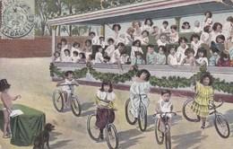 Baby, Bébé, Humour, Fantasy, Fantasie, Babies With Bicycles (pk42627) - Cartes Humoristiques