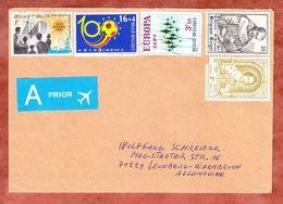 Brief, MiF Europa U.a., Nach Leonberg 2015 (46006) - Briefe U. Dokumente
