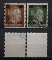 Dt.Reich Besetzung Kurland 1945 Mi.Nr.2,1 Gestempelt   (K141) - Occupazione 1938 – 45
