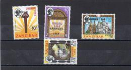 ZANZIBAR 1964 ** - Zanzibar (1963-1968)