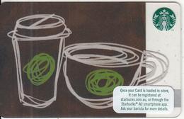 AUSTRALIA - Coffee & Tea, Starbucks Card, CN : 6136, Unused - Gift Cards