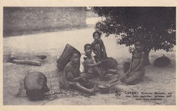 Congo, Bokoro, Meisjes Ver Van Hun Moeder, Missiën Van Scheut (pk42641) - Missions