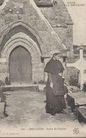 Tregastel- Porte De L'église - Trégastel