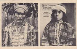 De Philippijnen Pugu, Philippines, Een Oude Gorot Die Een Feest Gaat Voorzitten Te Bauco (pk42646) - Missions