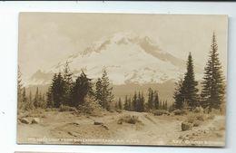 Old Postcard - Government Camp Loop - Mt Hoop - Etats-Unis
