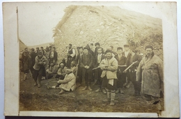 CARTE PHOTO - TYPES ALBANAIS - HOMMES - Europe