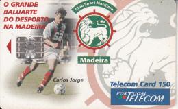 MADEIRA(PORTUGAL) - Club Sport Maritimo(150 Units), Tirage 31500, 07/98, Used - Phonecards